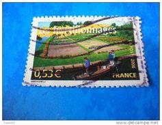 DESTOCKAGE TIMBRE FRANCE A PRIX REDUIT ET FIXE  3891 - Oblitérés