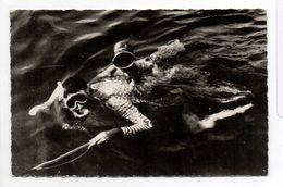 - GRECE - CPSM Vierge PALEO (plongée Sous-marine) - Edition DU CLUB MEDITERRANEE - - Grèce