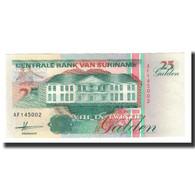 Surinam, 25 Gulden, 1991-07-09, KM:138a, NEUF - Surinam