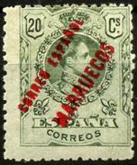Tánger Nº 5. Año 1909-14 - Spanish Morocco