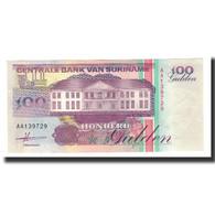 Surinam, 100 Gulden, 1991-07-09, KM:139a, NEUF - Surinam