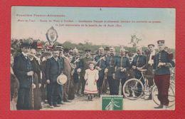 Mars La Tour  --  Route De Metz à Verdun  --  Gendarmes Français Et Allemands - France