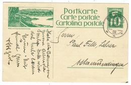 Suisse // Schweiz // Switzerland // Entiers Postaux // Entier Postal , Avec Image Du Rigi Pour Ostermundingen - Stamped Stationery