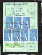 ORDRE DE REEXPEDITION  DEFINITIF - Marcophilie (Lettres)