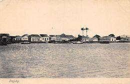 CPA - Itajahy Brazil - Early Postcard View - Brasil