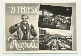 """NAPOLI S.LUCIA - RISTORANTE INTERNAZIONALE """" ZI TERESA """" NV FG - Napoli"""