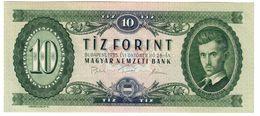 Hungary 10 Forint 1975 UNC .C. - Ungheria