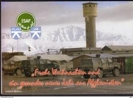 Feldpost ISAF / Afganistan / Christmas, Weihnachten - Kerstmis
