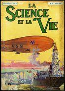 LA SCIENCE ET LA VIE N°85 - Juillet 1924 - Livres, BD, Revues