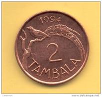 MALAWI - 2 Tambala 1994 SC  KM8 - Malawi