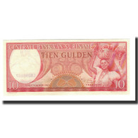 Surinam, 10 Gulden, 1963-09-01, KM:121, NEUF - Surinam