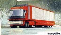 AUTOMOBILE / CAMIONS    /  L 26   /   HEULIEZ     CPM / CPSM  10 X 15 - Camions & Poids Lourds