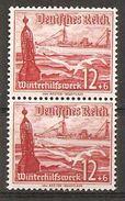 DR 1937 // Michel 656 ** Paar (5061) - Deutschland