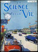 LA SCIENCE ET LA VIE N°92 - Février 1925 - Livres, BD, Revues