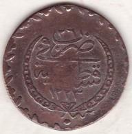 Empire Ottoman. 1 Piastre AH 1223  Year 26. Mahmud II .km# 597 - Turquie