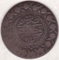 Empire Ottoman. 2 1/2 Piastres (100 Para) HA 1223  Year 26. Mahmud II .km# 598 - Turquie