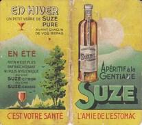 Calendrier Publicité SUZE 1940 - Petit Format : 1941-60