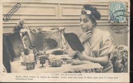 L'Art Du Maquillage  -- ( 6 Cartes ) - Femmes