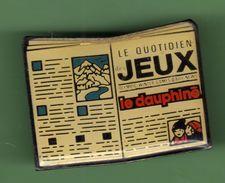 LE DAUPHINE *** JEUX *** 0084 - Media