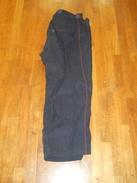 Obj31 - Pantalon Sapeur Pompier Année 60 - Uniformes
