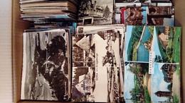 Große Partie Von 6,5 KG Halbmodernen Postkarten überwiegend Aus Deutschland Erholte Sich In Vielen Fotos - Europe - Allemagne