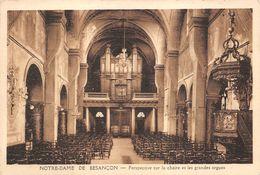 Besançon Orgues Notre Dame - Besancon