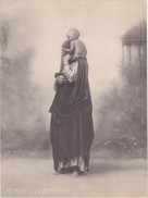 TAVOLA -   FEMME AVEC ENFANT - DONNA CON L BAMBINI - Cartoline