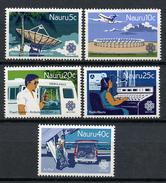 1983 - NAURU - Catg. Mi. 267/271 - NH - (R-SI.331.713 -  58) - Nauru