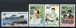 1983 - NAURU - Catg. Mi. 272/275 - NH - (R-SI.331.713 -  58) - Nauru
