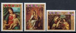 1983 - NAURU - Catg. Mi. 276/277 - NH - (R-SI.331.713 -  58) - Nauru