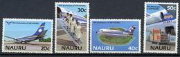 1985 - NAURU - Catg. Mi. 302/305 - NH - (R-SI.331.713 -  60) - Nauru