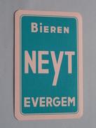 Bieren NEYT EVERGEM / HARTEN 10 ( Zie Foto´s Voor En Achter ) !! - Playing Cards (classic)
