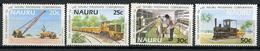 1985 - NAURU - Catg. Mi. 306/309 - NH - (R-SI.331.713 -  60) - Nauru