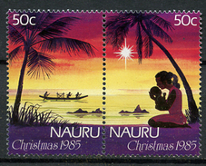 1985 - NAURU - Catg. Mi. 310/311 - NH - (R-SI.331.713 -  60) - Nauru