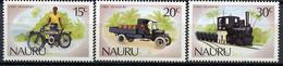 1986 - NAURU - Catg. Mi. 316/318 - NH - (R-SI.331.713 -  60) - Nauru