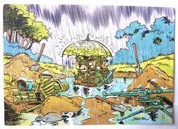 CPM HUMORISTIQUE JEAN POL - SERIE MILITAIRE - MAEZELLE 220/103  CARTE POSTALE - Other Illustrators