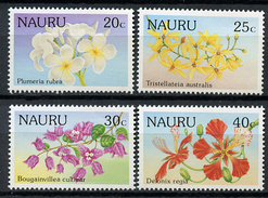 1986 - NAURU - Catg. Mi. 324/327 - NH - (R-SI.331.713 -  60) - Nauru