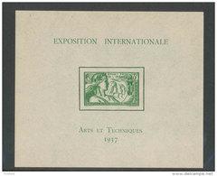 GSC - 1937  EXPO. Int. De PARIS - NEUF** LUXE/MNH - OCEANIE - YT BF N°1  NON DENTELE - 1937 Exposition Internationale De Paris