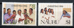 1986 - NAURU - Catg. Mi. 328/328 - NH - (R-SI.331.713 -  60) - Nauru