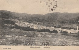 CPA - MAROC - DEBDOU. - Vue Générale D. Millet , éditeur. Voyagée 1922. - Marocco