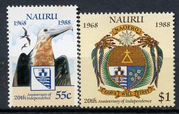 1988 - NAURU - Catg. Mi. 344/345 - NH - (CW2427.02) - Nauru