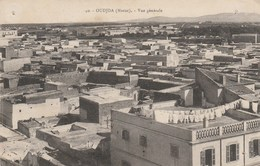CPA - MAROC - OUDJDA . - Vue Générale. Maison Universelle. Ecrite 1921 - Otros