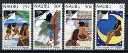 1988 - NAURU - Catg. Mi. 357/360 - NH - (CW2427.02) - Nauru