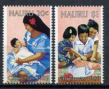 1988 - NAURU - Catg. Mi. 365/366 - NH - (CW2427.02) - Nauru
