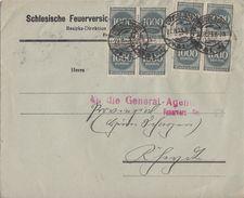 DR Brief Mef Minr.,20x 273 Düsseldorf 27.8.23 - Deutschland