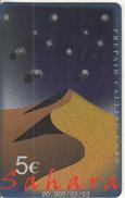 GREECE - Sahara, Amimex Prepaid Card 5 Euro(807 8075), Tirage 20000, 03/03, Sample - Griechenland