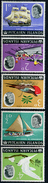 1965 - PITCAIRN INSLANDS - Catg. Mi. 39/43 - LH - (CW2427.02) - Pitcairn