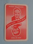 Stem BSP Roger Brugmans - Job Beyrus / RUITEN 7 ( Zie Foto´s Voor En Achter ) !! - Playing Cards (classic)