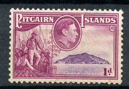 1949 - PITCAIRN INSLANDS - Catg. Mi. 2 - SG - (CW2427.03) - Francobolli