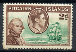 1949 - PITCAIRN INSLANDS - Catg. Mi. 4 - SG - (CW2427.03) - Pitcairn